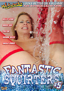Fantastic Squirters #5 Box Cover