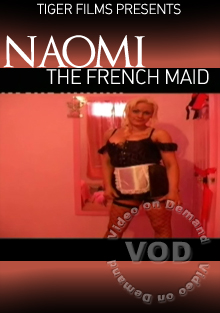 Naomi The French Maid Box Cover