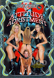 Attitude Adjustment Box Cover
