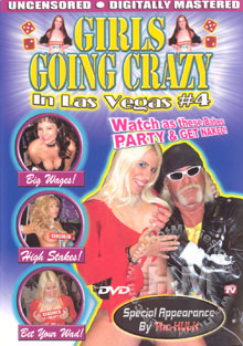 Girls Going Crazy In Las Vegas #4 Box Cover