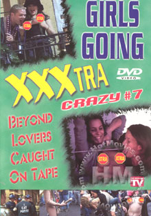 Girls Going XXXtra Crazy #7 Box Cover