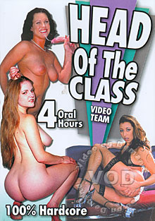 Head Of The Class Box Cover
