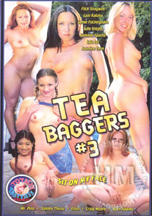 Tea Baggers #3 Box Cover