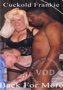 Cuckold Frankie Back For More Box Cover