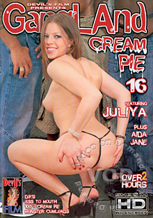 Gangland Cream Pie 16 Box Cover