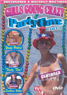 Girls Going Crazy - Party Cove part 2 Box Cover