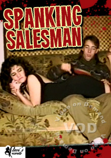 Spanking Salesman Box Cover