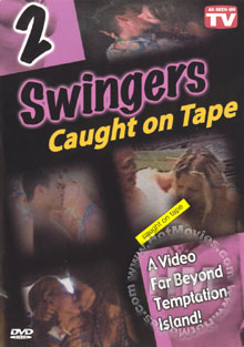 Swingers Caught On Tape 2 Box Cover