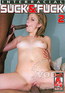 Interracial Suck & Fuck 2 Box Cover