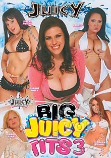 Big Juicy Tits 3 Box Cover