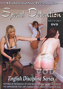 Special Detention Box Cover