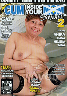 I Wanna Cum Inside Your Grandma 2 Box Cover