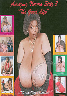 Amazing Norma Stitz 3 - The Good Life Box Cover