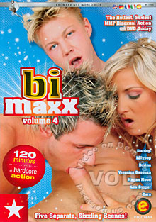 Bi Maxx Volume 4 Box Cover
