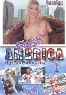 Flash America 1 Box Cover