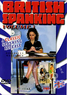 British Spanking Volume 3 Box Cover