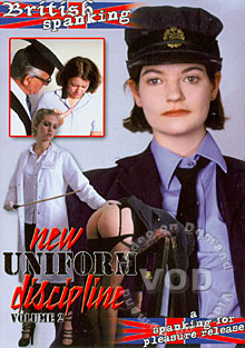 New Uniform Discipline Volume 2 Box Cover