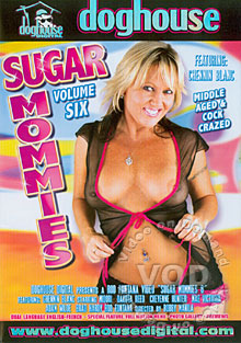 Sugar Mommies Volume Six (French Language)