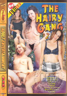 The Hairy Gang #2 Box Cover
