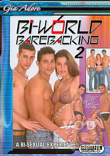 Bi-World Barebacking 2 Box Cover
