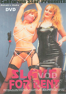 Slave For Rent Box Cover