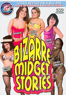 Bizarre Midget Stories Box Cover