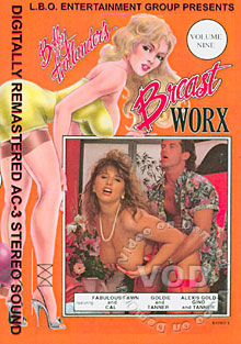 Breast Worx Volume 9 Box Cover