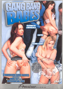 Gang Bang Babes Box Cover
