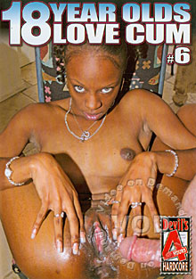 18 Year Olds Love Cum #6 Box Cover