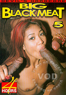 Big Black Meat 5 Box Cover