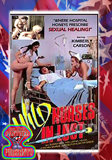 Wild Nurses In Heat Box Cover