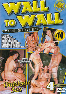 Wall To Wall The Series #14 - Outdoor Sex