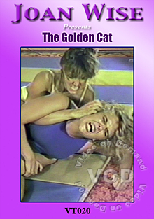 The Golden Cat Box Cover