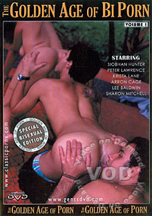 The Golden Age Of Bi Porn Volume 1 Box Cover