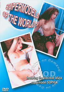 Supermodels Of The World 9 - Sophia Box Cover