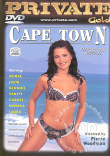 Cape Town (Italian) Box Cover