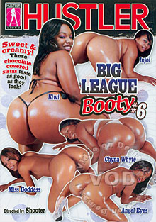 Big League Booty #6 Box Cover
