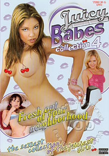 Juicy Babes Collection 4 Box Cover