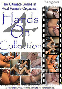 Hands On Orgasms 4 Box Cover