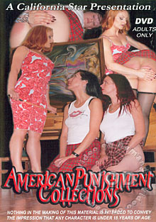 American Punishment Collections Box Cover