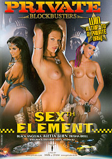 SEXth Element Box Cover
