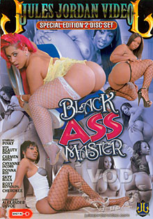 Black Ass Master (Disc 2) Box Cover