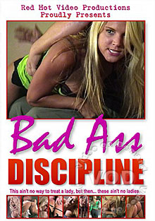 Bad Ass Discipline Box Cover