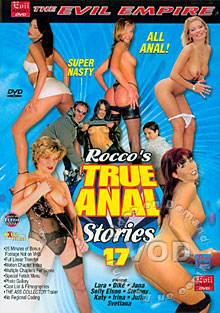 Rocco's True Anal Stories 17