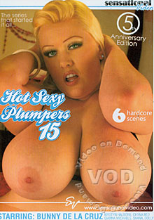 Hot Sexy Plumpers 15 Box Cover
