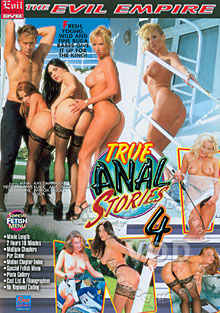 Rocco's True Anal Stories 4