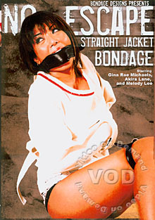 No Escape - Straight Jacket Bondage
