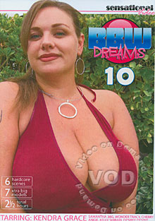 BBW Dreams #10 Box Cover