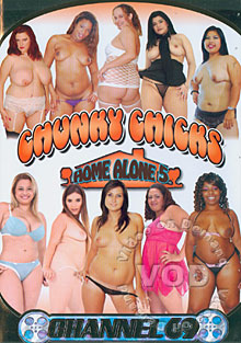 Chunky Chicks Home Alone 5 Box Cover