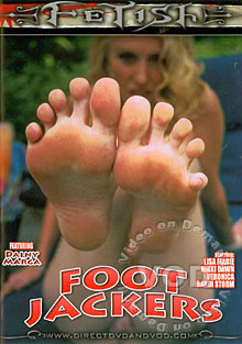 Foot Jackers Box Cover